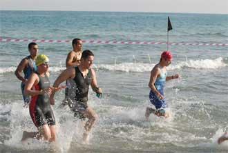 טריאתלון ריצה | הפועל ירושלים שחייה