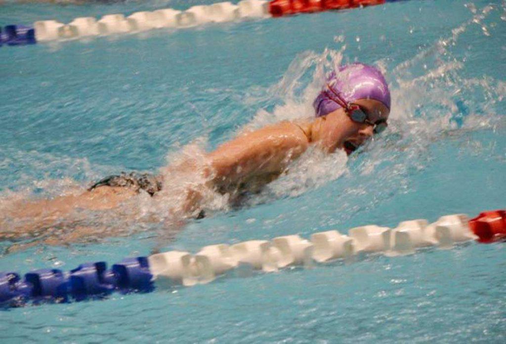 לימוד שחייה ילדים שיעור פרטי