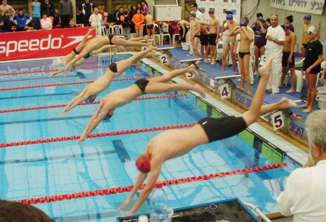 נבחרות שחייה הפועל ירושלים