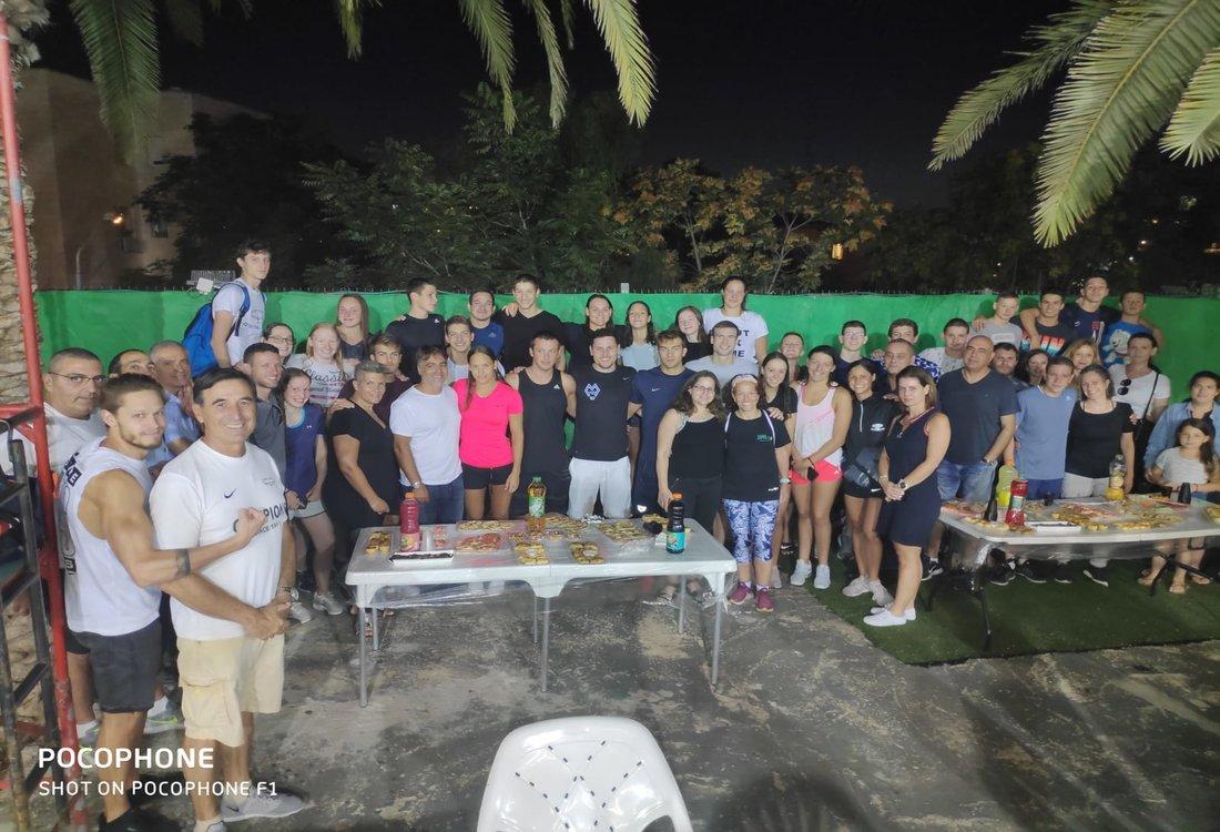 אליפות ישראל בוגרים ונוער