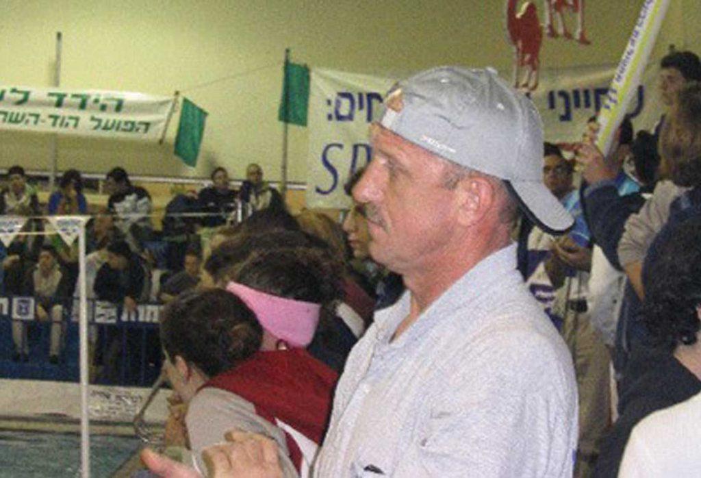 הפועל ירושלים שחייה אבלה על מותו של מאמנה איגור זמלנסקי